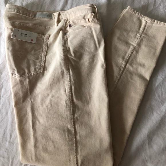 Ag Adriano Goldschmied Denim - AG corduroy jeans